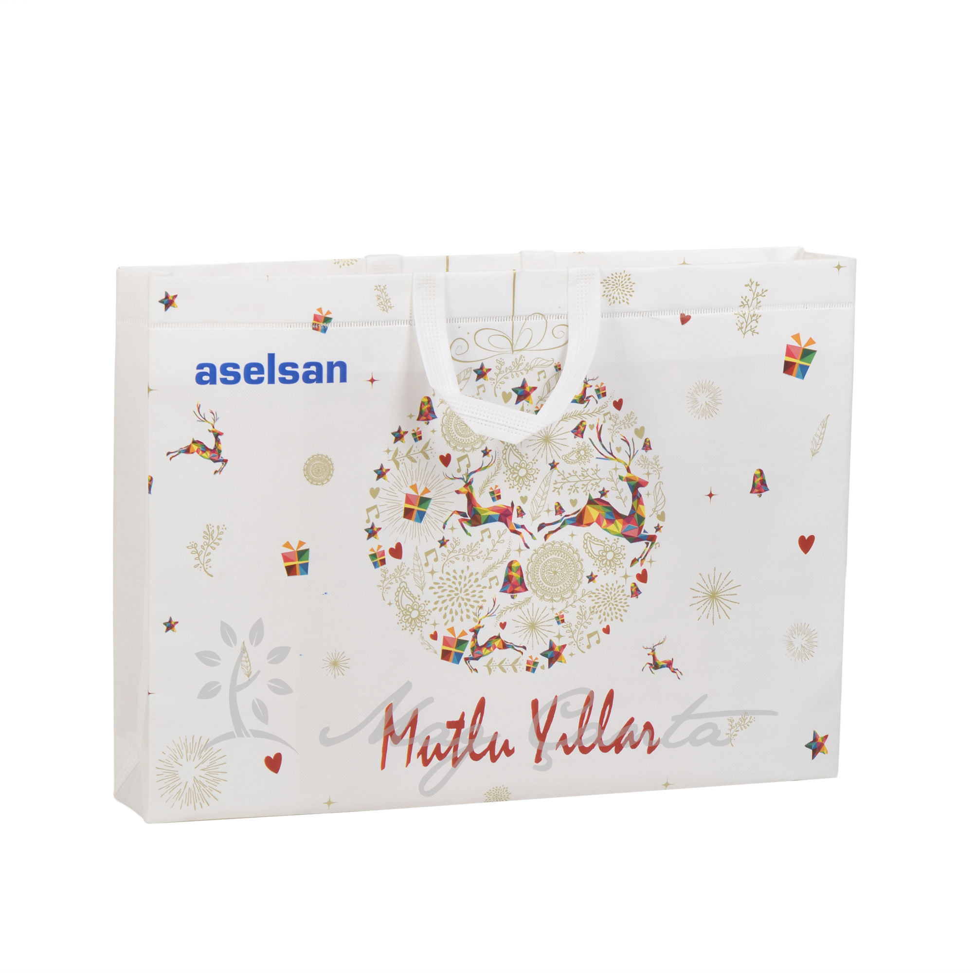 Laminated Aselsan Bag