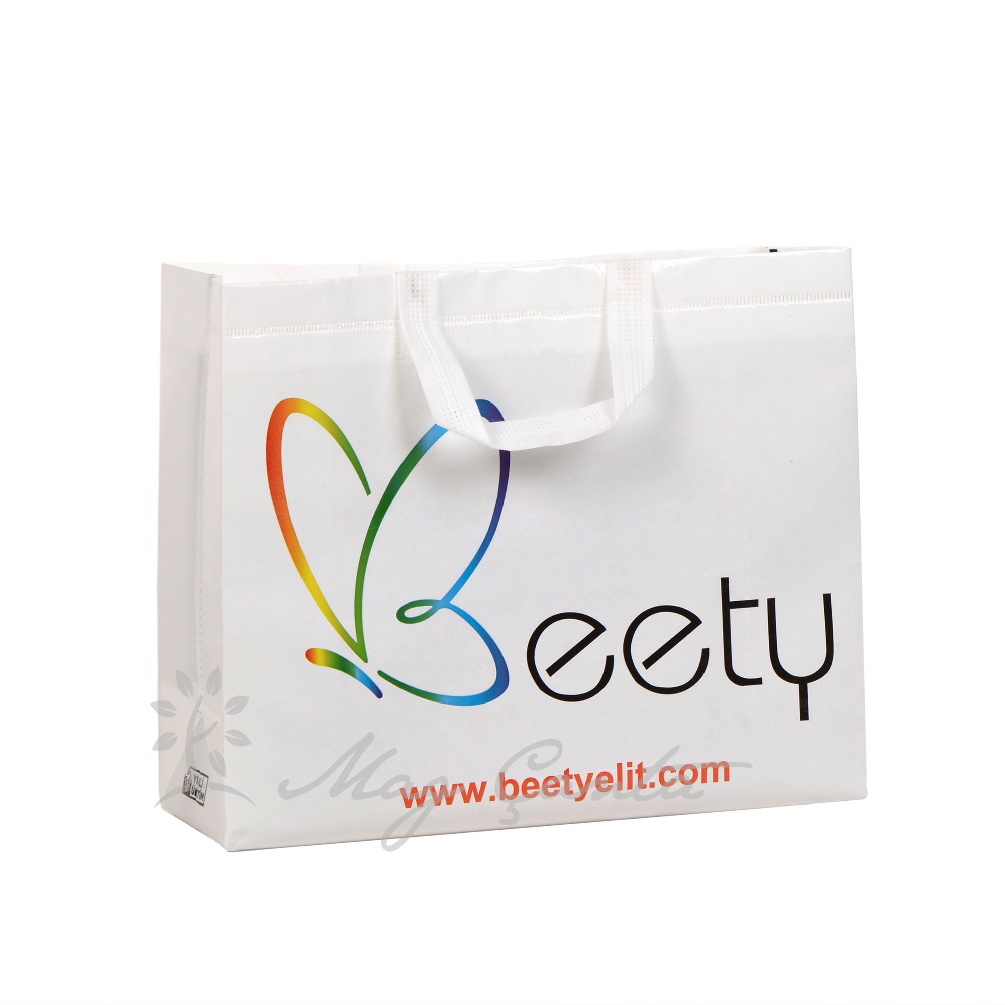 Glossy Laminated Cloth Bag